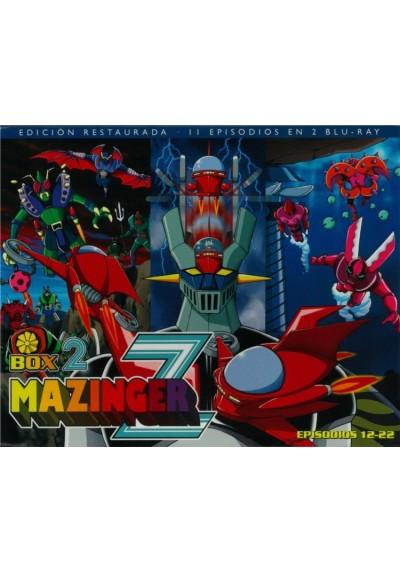 Mazinger Z - Box 2 (Blu-Ray) (Majingâ Zetto)