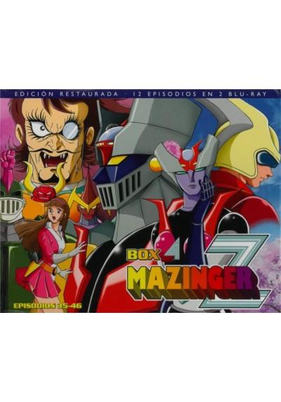 Mazinger Z - Box 4 (Blu-Ray) (Majingâ Zetto)