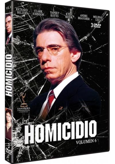 Homicidio - Vol. 6 (Homicide: Life On The Street)