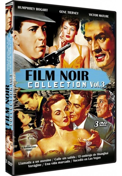 Pack Film Noir Collection - Vol. 3