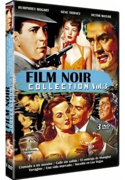 Pack Film Noir Collection - Vol. 3