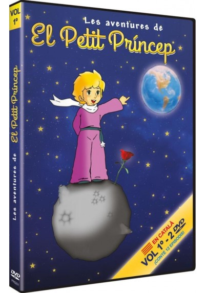 Les Aventures de: El Petit Princep Vol. 1 - 12 Episodis