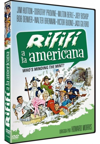 Rififi A La Americana (Who´s Minding The Mint?)