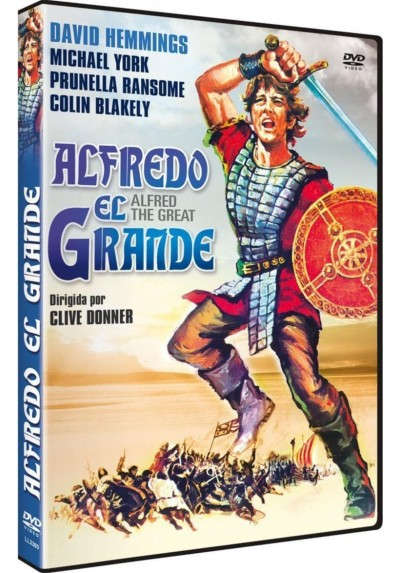Alfredo El Grande (Alfred The Great)