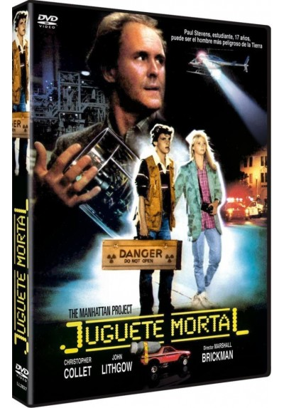Juguete Mortal (The Manhattan Project)