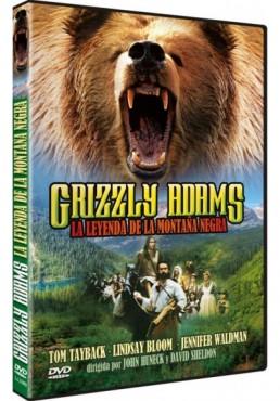 Grizzly Adams, La Leyenda De La Montaña Negra (Grizzly Adams And The Legend Of Dark Mountain)