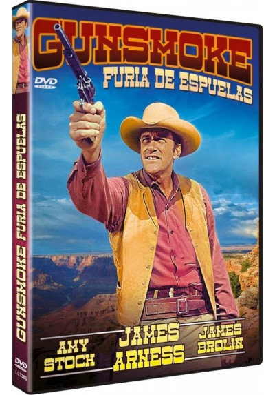 Gunsmoke, Furia De Espuelas (Gunsmoke: The Long Ride)