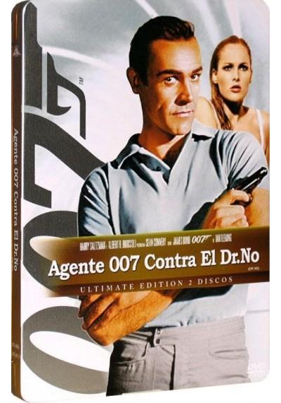 Agente 007 contra el Dr. No - Estuche Metálico