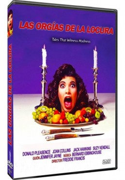 Las Orgias De La Locura (Tales That Witness Madness)