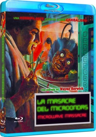 La masacre del microondas (Microwave Massacre) (Blu-Ray) (Bd-R)