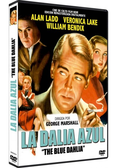 La Dalia Azul (Dvd-R) (The Blue Dahlia)