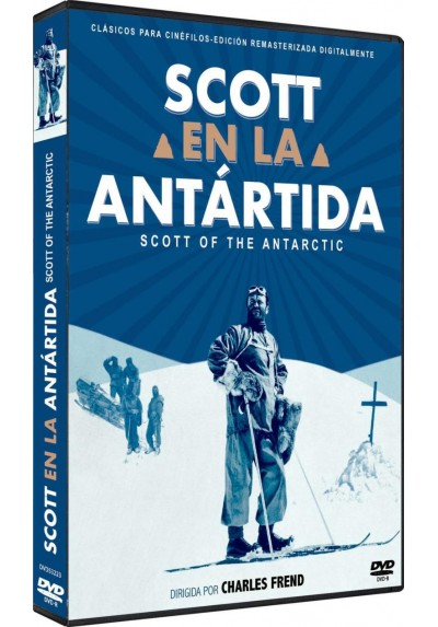 Scott En La Antártida (Dvd-R) (Scott Of The Antarctic)