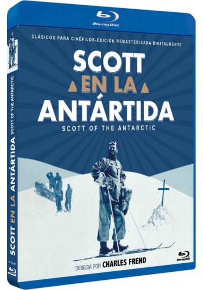 Scott En La Antartida (Blu-Ray) (Scott Of The Antarctic)