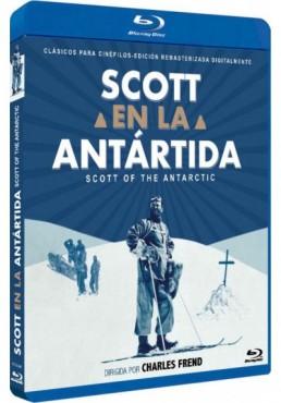 Scott En La Antartida (Blu-Ray) (Scott Of The Antarctic)