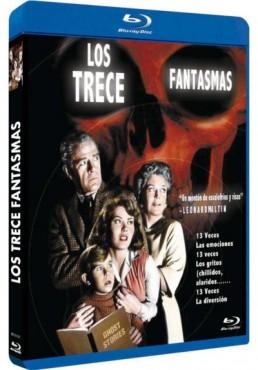 Los Trece Fantasmas (1960) (Blu-Ray) (13 Ghosts)