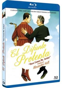 El Difunto Protesta (Blu-Ray) (Here Comer Mr. Jordan)