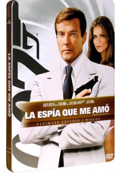 La Espía que Me Amó - Estuche Metálico