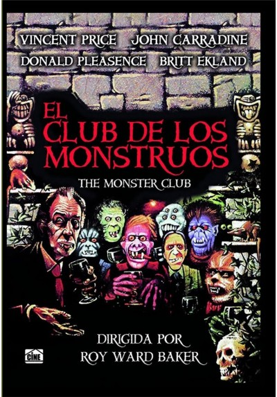 El Club De Los Monstruos (Monster Club)