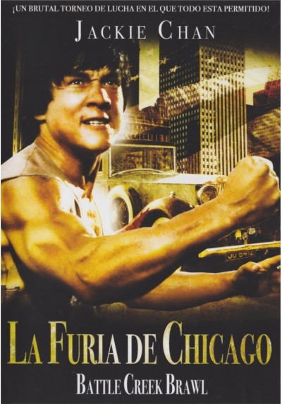 La Furia De Chicago (The Big Brawl)