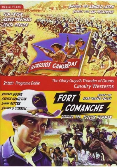 Programa Doble Cavalry Westerns (Gloriosos Camaradas + Fort Comanche)