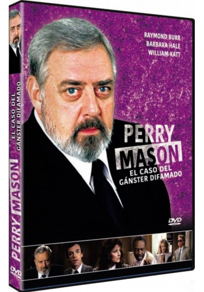 Perry Mason : El Caso Del Gangster Difamado (The Case Of The Maligned Mobster)