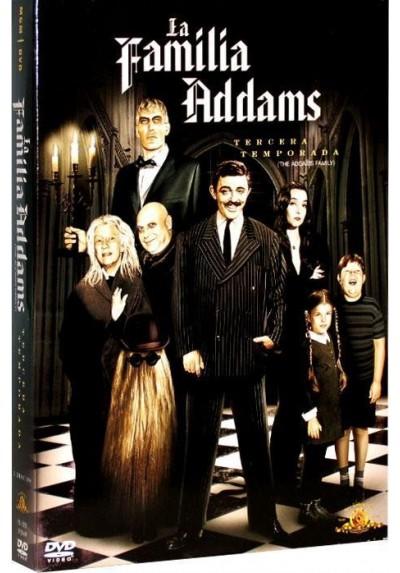 La Familia Addams, Tercera Temporada (1965)