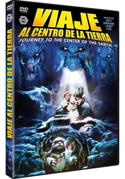 Viaje Al Centro De La Tierra (1988) (Journey To The Center Of The Earth)