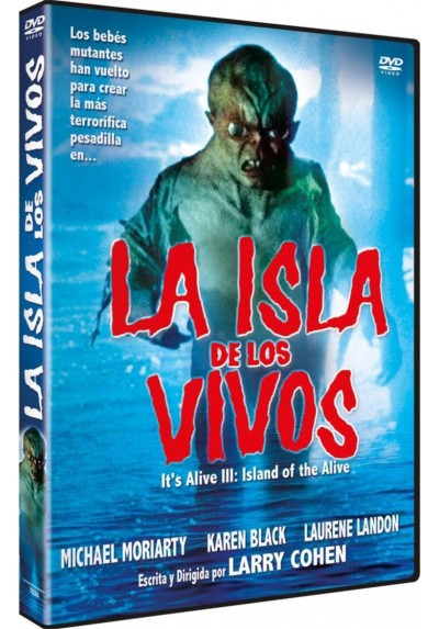 La Isla De Los Vivos (It'S Alive Iii: Island Of The Alive)