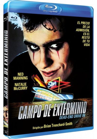 Campo De Exterminio (Blu-Ray) (Dead End Drive-In)