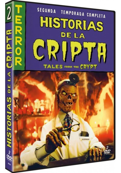 Historias De La Cripta - 2ª Temporada (Tales From The Crypt)