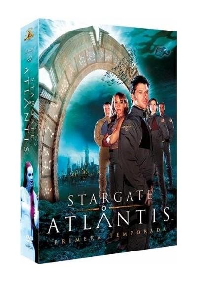 Stargate Atlatis: Primera Temporada