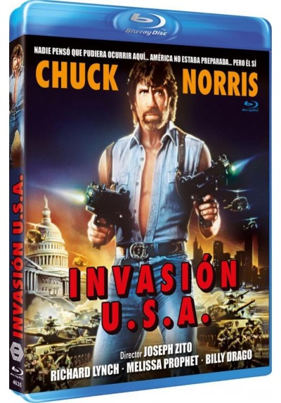 Invasion U.S.A (Blu-Ray)