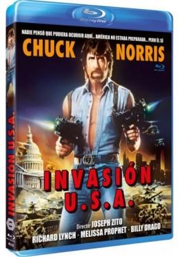 Invasion U.S.A (Blu-Ray)