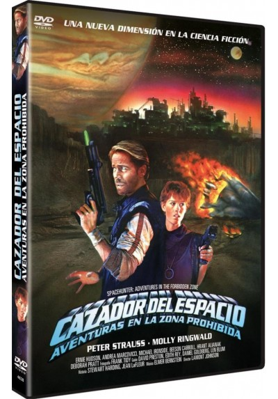 Cazador Del Espacio, Aventuras En La Zona Prohibida (Spacehunter: Adventures In The Forbidden Zone)