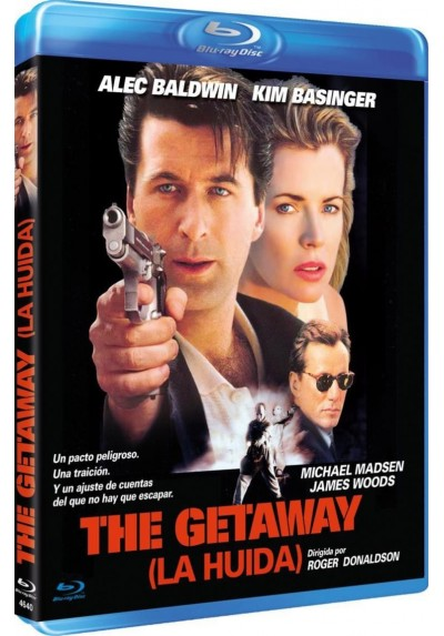 La Huida (1994) (Blu-Ray) (The Getaway)
