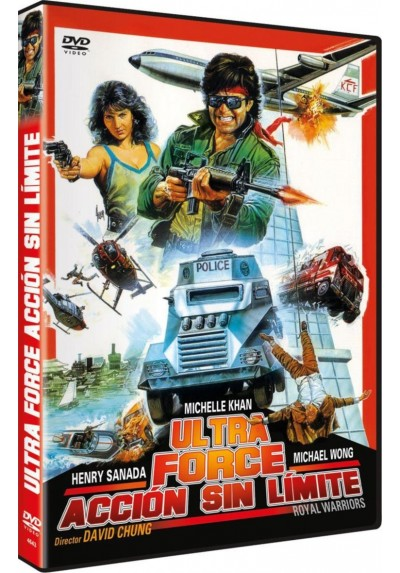 Ultra Force : Accion Sin Limite (Wong Ga Jin Si)