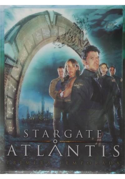 Stargate Atlatis: Primera Temporada (Portada con Holograma)