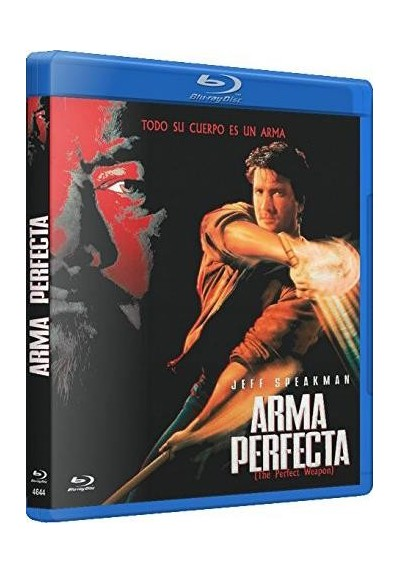 Arma Perfecta (Blu-Ray) (The Perfect Weapon)