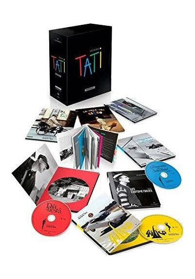Jacques Tati - Integral (Blu-Ray)
