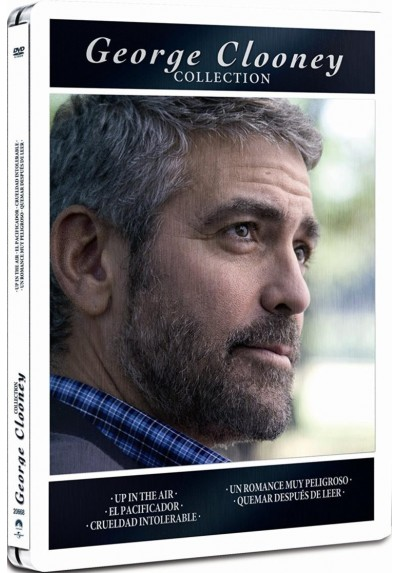 Pack George Clooney - Collection (Ed.metalica)