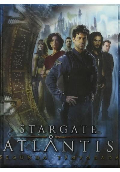 Stargate Atlatis: Segunda Temporada