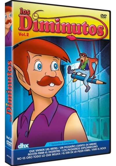 Los Diminutos - Vol. 2 (The Littles)
