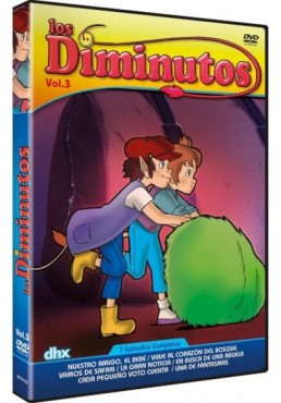Los Diminutos - Vol. 3 (The Littles)