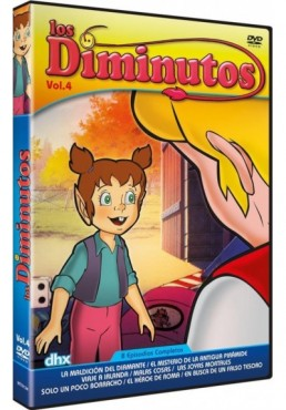 Los Diminutos - Vol. 4 (The Littles)