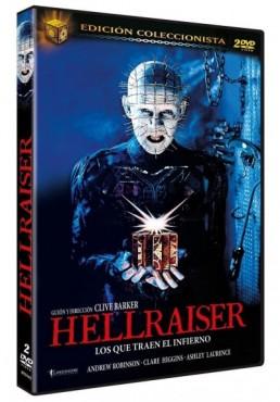 Hellraiser : Los Que Traen El Infierno (Ed. Coleccionista) (Hellraiser)