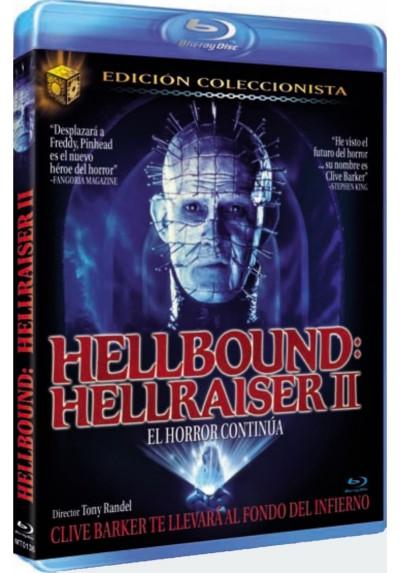 Hellbound : Hellraiser II (Ed. Coleccionista) (Blu-Ray) (Hellbound : Hellraiser II)