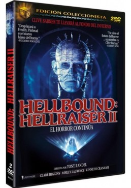 Hellbound : Hellraiser II (Ed. Coleccionista) (Hellbound : Hellraiser II)