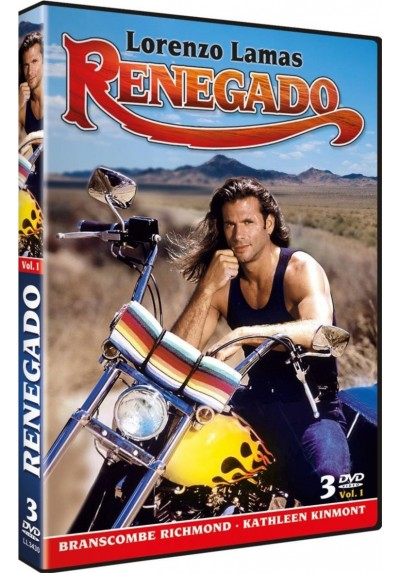 Renegado (Renegade) 1992 - vol. 1