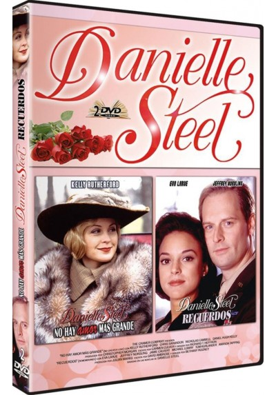 Danielle Steel: No hay Amor mas Grande (No Greater Love) + Recuerdos (Remembrance)