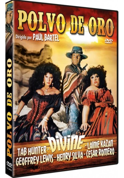 Polvo de Oro (Lust in the Dust)